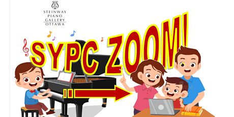 SYPC-ZOOM by Steinway Piano Gallery Ottawa tickets