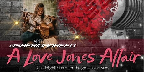 A LOVE JONES AFFIAR tickets