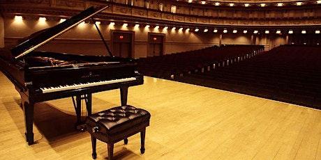 Steinway Elite Piano Performance Group entradas