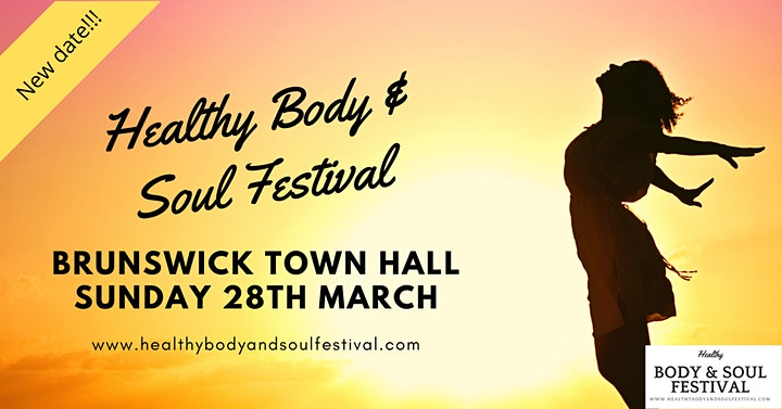 Healthy Body and Soul Festival Brunswick 2021 image