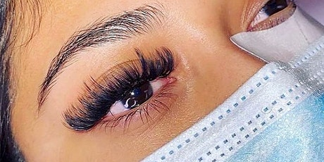 2 IN 1 DUO LASH TRAINING - LEARN CLASSIC & VOLUME BOTH FOR JUST $475 tickets