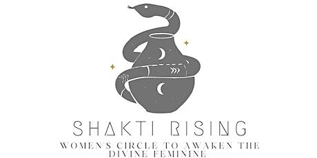 Women's Circle - Awakening Shakti - Jan. 25 to March 15 tickets