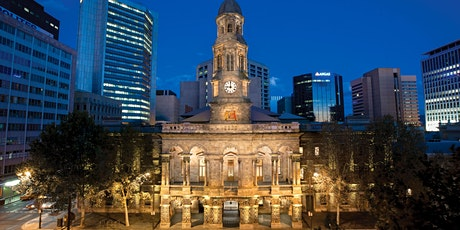 Adelaide Town Hall Tours tickets