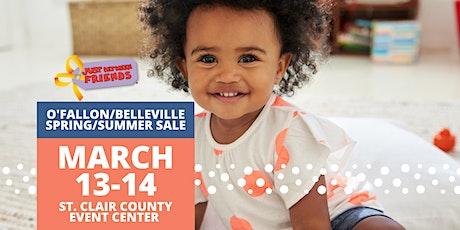 Just Between Friends O'Fallon/Belleville Spring & Summer Sale | March 13-14 tickets
