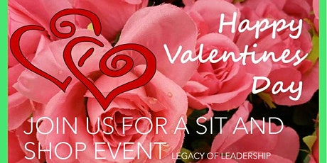 Virtual Sit and Shop Event tickets