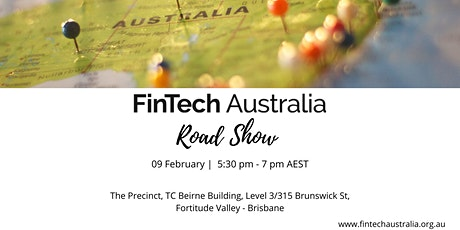 FinTech Australia Road Show -  Brisbane tickets