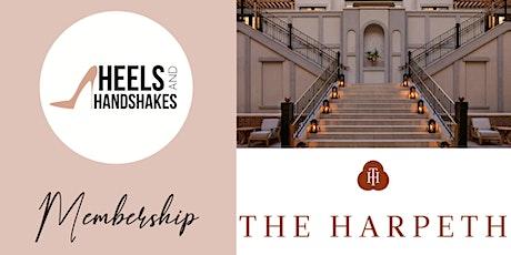 Heels & Handshakes Membership Drive tickets