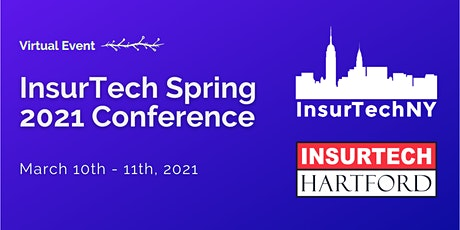 InsurTech Spring 2021 Conference tickets