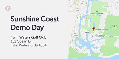 Sunshine Coast Demo Day | Sat 13th March tickets