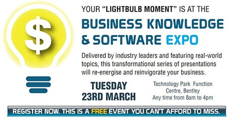 Business Knowledge & Software Expo 2021 tickets