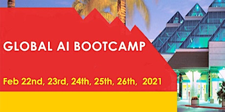 Global Artificial Intelligence Virtual Bootcamp Feb 2021 Tickets