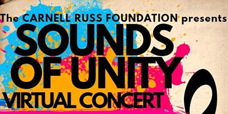 Sounds of Unity Virtual Concert tickets
