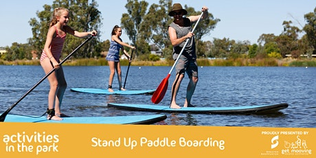 Stand Up Paddleboarding tickets