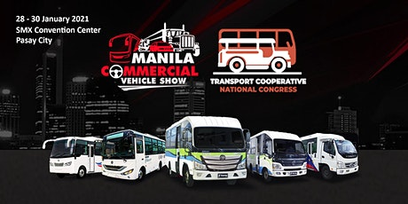 Manila Commercial Vehicle Show tickets