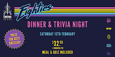 80's and Pop Culture Trivia Night tickets