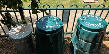 Community Compost Tour & Garden Party tickets