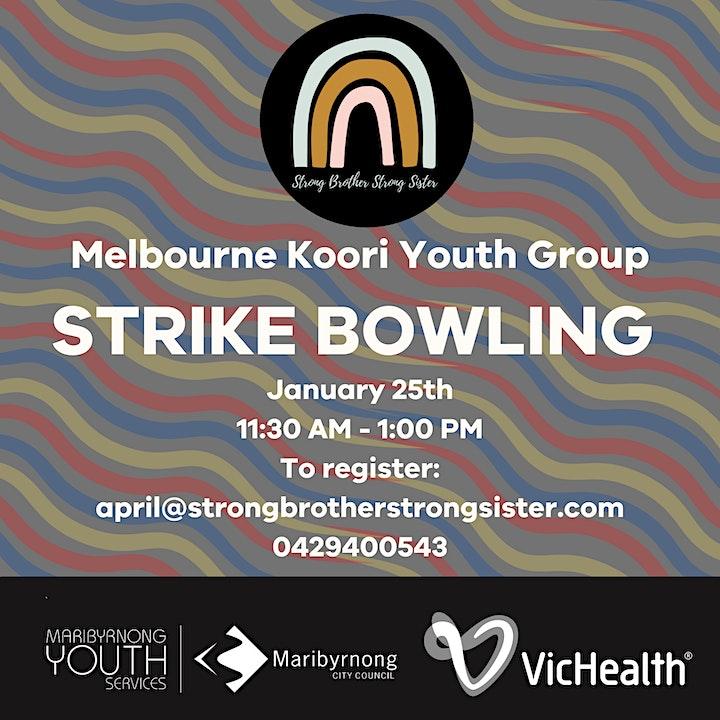 KYG Melbourne Holiday Program - Strike Bowling image