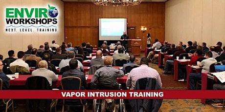 Des Moines Vapor Intrusion Workshop on October 20, 2021 tickets