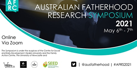 Australian Fatherhood Research Symposium 2021 tickets