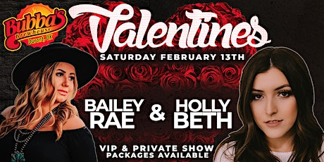 Valentine's with Bailey Rae and Holly Beth tickets