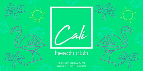 Cali Beach Club Vol. 2 tickets