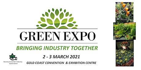 Green Expo 2021 tickets