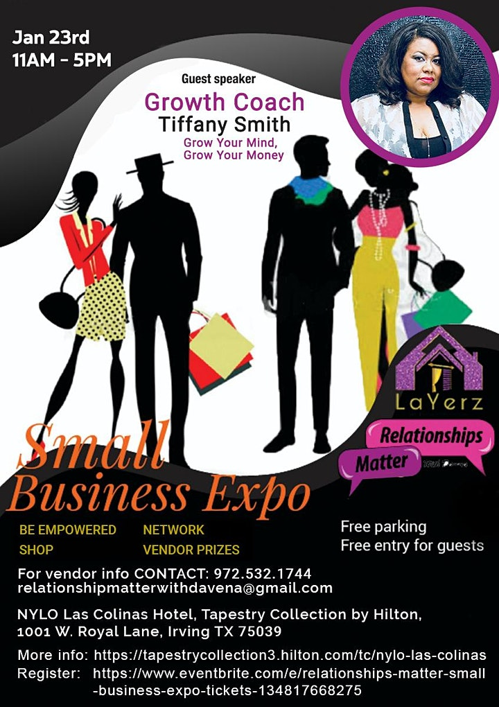 Relationships Matter Small Business Expo image