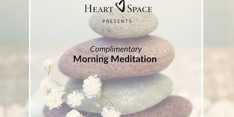 Monday Morning Meditation (2/1) tickets
