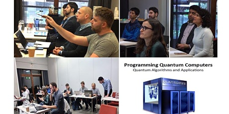 Programming Quantum Computers: 1 Month Course tickets