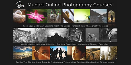 Extensive Photography Course tickets