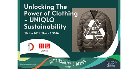 Unlocking the Power of Clothing – UNIQLO Sustainability tickets