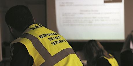 Formation EPISEINE - Rédiger son plan communal de sauvegarde billets