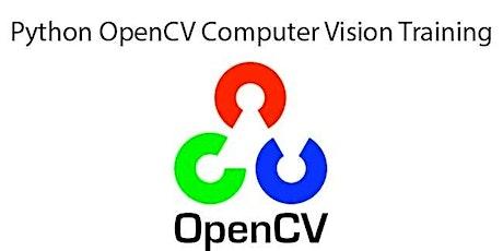Computer Vision with OpenCV Training in Riyadh, Saudi Arabia tickets
