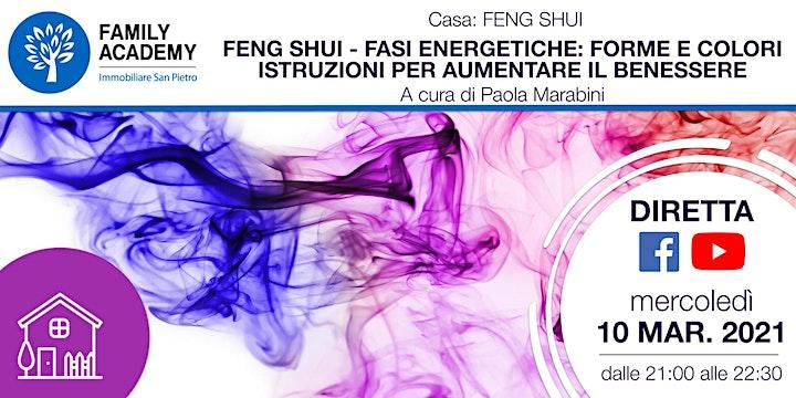 Immagine FENG SHUI:FASI ENERGETICHE–FORME,COLORI-ISTRUZIONI X AUMENTARE IL BENESSERE