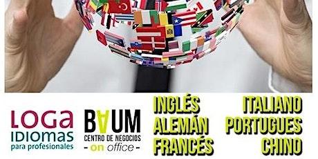 Clases de Idiomas, Gana en Conversación entradas