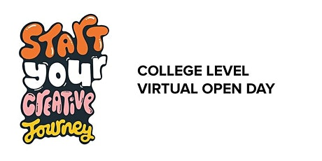 VIRTUAL OPEN DAY The Northern School of Art (College Level) 16th Jan 2021 tickets