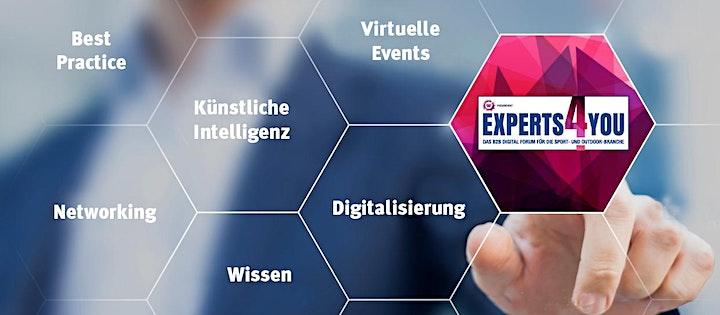 Experts4You - Das B2B Digital Forum für die Sport- und Outdoor-Branche: Bild