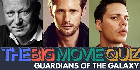 THE BIG MOVIE QUIZ! Tues 26th January @ 8pm inc. GUARDIANS OF THE GALAXY tickets