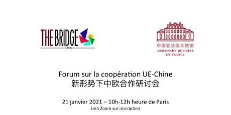 Forum sur la coopération UE-Chine - 新形势下中欧合作研讨会 biglietti