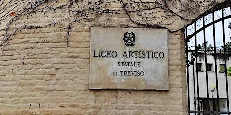 Open Night online - Liceo Artistico Treviso  Corso Serale a.s. 2021/22 biglietti