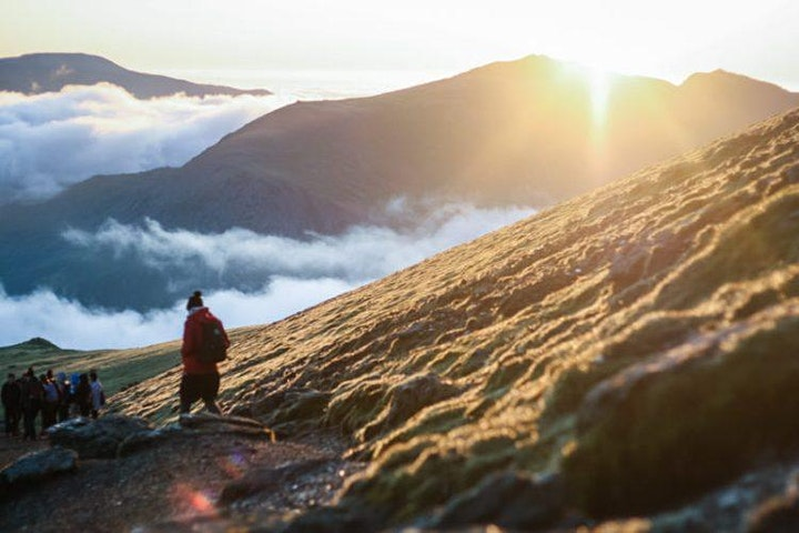 Snowdon Sunrise Challenge for TASC image