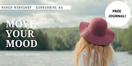 Move Your Mood Workshop - Currambine WA tickets