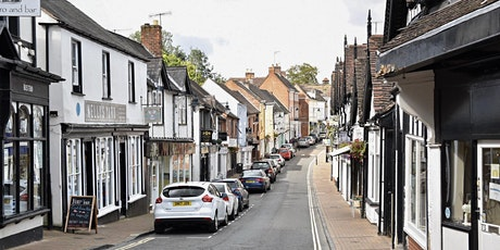 Developing a vision for Droitwich Spa - place marketing workshop tickets