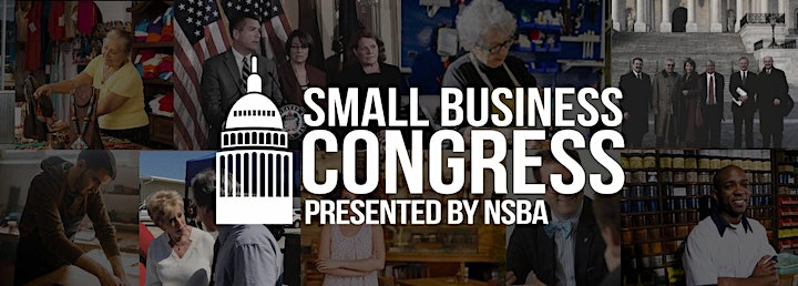 Small Business Congress & Leadership Issue Discussions image