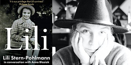 Anna Blasiak discusses the life and times of Lili Stern-Pohlmann tickets