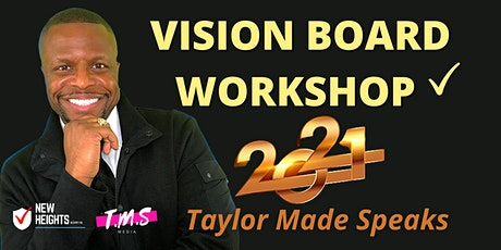 Virtual Vision Board Workshop tickets