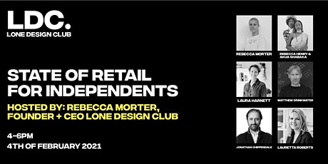 The State of Retail for Independent Brands - Digital Fashion Summit by LDC tickets