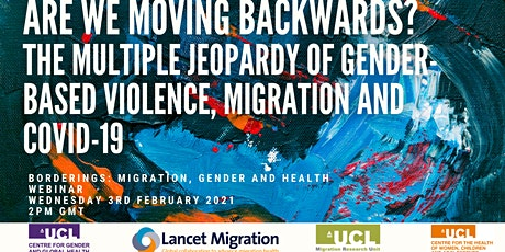 Are we moving backwards? The multiple jeopardy of GBV,  migration & COVID19 tickets
