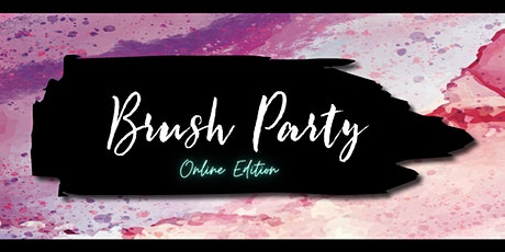 February Online Brush Party tickets