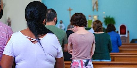 Missa Dom 31/01 - 10h - Paróquia Sant'Ana ingressos